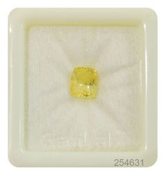 GIN-: 11254631 The Weight of Yellow Sapphire Fine is about carats. The measurements are x width x depth). The shape/cut-style of this Yellow Sapphire Fine is Rectangular Cushion. Sapphire Gemstone, Cut And Style, Stud Earrings, Gemstones, Yellow, Gin, Cushion, Shape, Shopping