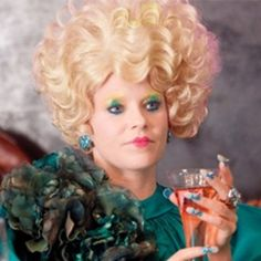 The Long-Awaited HUNGER GAMES Drinking Game | Forever Young Adult The Effie is the best drink, period.