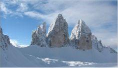 wonderful live show Tre Cime di Lavaredo  #Dolomiti4u