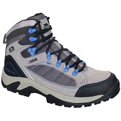 3a7644794c9 womens Trespass Ladies Pipin Waterproof Breathable Walking Boots Suede    Click image to review more details