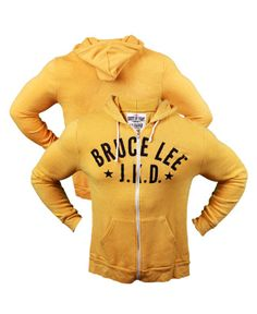 Roots Of Fight Bruce Lee Hoodie
