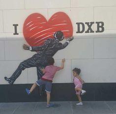 فنون الشوارع في دبي تزين جدران سيتي ووك - البيان