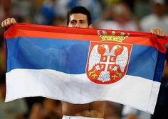 VIVA SERBIA!  Bravo Nole! pic.twitter.com/jFHgdGqRmR