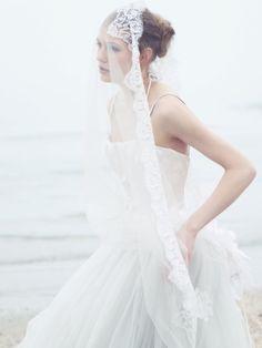 Domo Adami couture wedding dresses / Monica Antonelli Photography