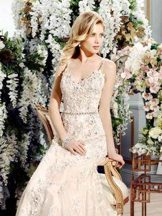 Val Stefani wedding dresses