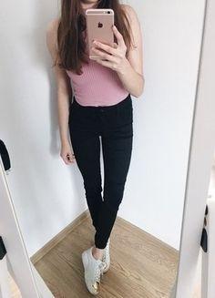 Kup mój przedmiot na #vintedpl http://www.vinted.pl/damska-odziez/rurki/16258273-rurki-spodnie-z-wysokim-stanem