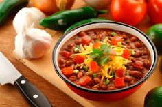 How to host a chili cook off from TLC