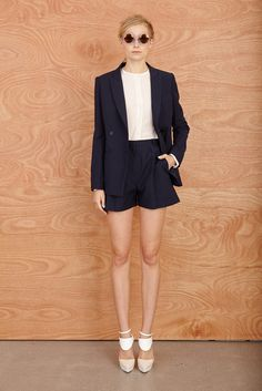 Karen Walker Resort 2014 Collection