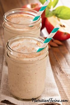 Who says smoothies are only for the simmer? Whip up this delicious Winter Smoothie today!