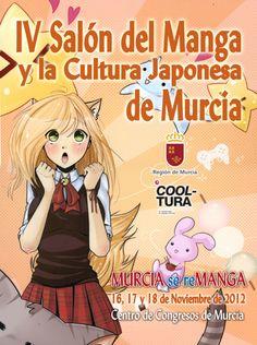 IV Salón del Manga y la Cultura Japonesa de Murcia