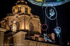 Piazza Castello  Natale a Torino  Circo Vertigo Carillon #torino #christmas
