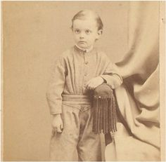 Sweet ANTIQUE CDV PHOTO  a Cute Little Boy by vintagewarehouse, $3.00