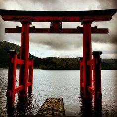 Hakone shrine,  Hakone Japan