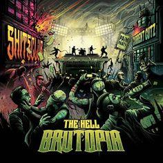 brutalgera: The Hell - Brutopia (2015),  Crossover, Thrash Met...