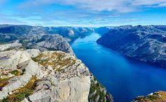 River and Mountains Scenery Trondheim, Stavanger, Tromso, Oslo, Rio Wallpaper, Les Seychelles, Longyearbyen, Steven Wright, Wild Camp