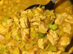 Drønlækker og sund ristaffel med kylling Superfood, Tasty Meal, Nigel Slater, Scampi, Ravioli, Gnocchi, Paella, Pho, Lettuce