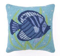 Fun Fish IV Hook Pillow