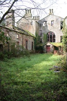 Abandoned in Augher, County Tyrone, Ireland.
