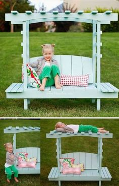 Lovely Wooden Pallets Projects
