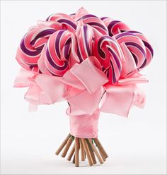 Image detail for -Lollipop bouquets for your wedding | New Exciting Original Product ...