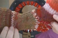 Some nice advice and direction for using the Addi knitting machine. I was particularly interested in making fingerless mittens. Addi King Loomers and Knits: Written Patterns