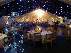 Wedding theme : astronomy - stars - planets - sky    Thème de mariage : Décoration le ciel et les étoiles