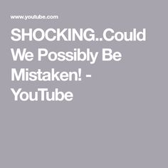 Could We Possibly Be Mistaken! Sacred Geometry Symbols, Mistakes, Youtube, Youtubers, Youtube Movies