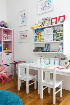 Playroom Ideas - Playroom Ideas. Playroom Design: DIY Playroom with Rock Wall. 30 Awesome Kids Playroom Ideas #playroomideas #kidsroom #playroomhooks #kidsroomsorganization