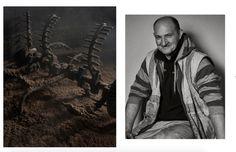 The Warehouse Men Bionic Eye, Drinking Tea, Professional Photographer, Warehouse, Jay, Corner, Magazine, Artist, Artists