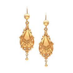 Antique Jewellery Antique Jewellery, Vintage Jewelry, Present For Girlfriend, Rose Gold Drop Earrings, Cheap Necklaces, Gold Locket, Earring Crafts, Dress Rings, Yellow Gold Rings