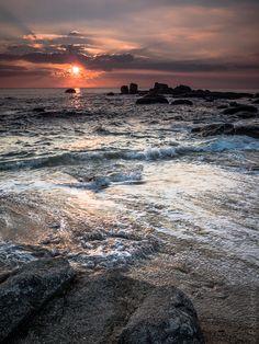 Point de La Jument - Trégunc..: coëf. 109, marée haute ce soir