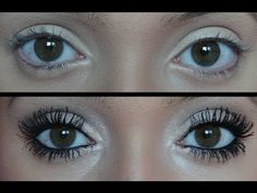 How To Get MASSIVE Thick Long Eyelashes 2! - NO Falsies! Love her eyelashes!!