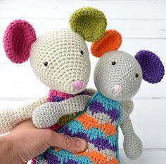 Lisa the Mouse pattern will be released on Friday, April 28