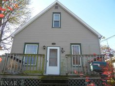 For sale $29,900. 1104 W Taylor, Bloomington, IL 61701