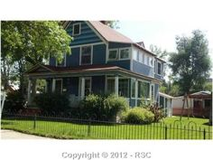 another cute colorado springs house! Property Photo
