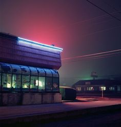 I know that you love fishes. And neon lights. And things what they are aesthetic Night Photography, Street Photography, Art Photography, Photography Lighting, Vaporwave, Neon Noir, Robert Doisneau, Night Vale, Foto Art
