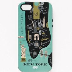 REVEL: New York City iPhone Case