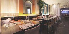 Restaurante de corte marcadamente latinoamericano donde se fusiona el recetario de países como Venezuela, Perú, Brasil o Cuba.La Candelita, fusión latina.