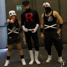 #TorinoComics2016 #XmasComics2016 #TorinoComics #XmasComics #Torino #TeamRocket #Pokemon #GottaStealEmAll #GottaCatchEmAll #Cosplay #ItalianCosplay #TeamSkull