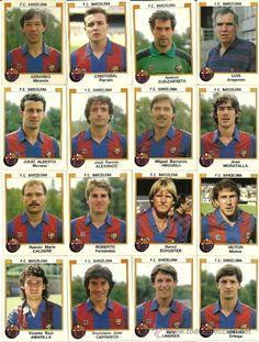 LOTE 16 CROMOS PANINI FUTBOL 88 Nº DEL 44 AL 59 (Coleccionismo Deportivo - Álbumes y Cromos de Deportes - Cromos de Fútbol)