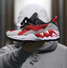 the latest 8217f beaa6 Highsnobiety x Mizuno Wave Rider 1 Kazoku  Phoenix