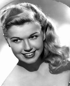 Just love this pic of a very young Doris Day she is just stunning :-)