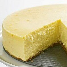 Classic Cheesecake Recipe & Video | Martha Stewart