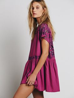 Free People Ayu Dress, $128.00  *Might be a little short for some of you*