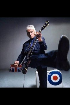 The Modfather - Paul Weller Alter Ego, Music Icon, My Music, Happy Birthday Paul, The Style Council, Rich Boy, Paul Weller, Northern Soul, Music Photo