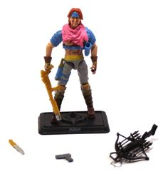 2011 GI Joe ZANDAR V2 action figure (30th An Dreadnoks Battle Set) 100% complete #Hasbro