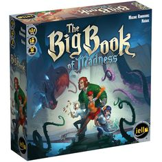 Big Book Madness 3d box