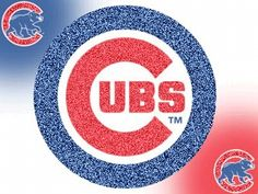 Chicago Cubs GIF | Animated GIFs » Sports » Chicago Cubs Logo Glitter