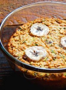 Zapekaná cukinovo-zázvorová ovsená kaša Macaroni And Cheese, Paleo, Ethnic Recipes, Food, Mac And Cheese, Eten, Beach Wrap, Meals, Diet