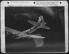Boeing B-17 Flying Fortress raid on Stuttgart, 6 Sept 1943